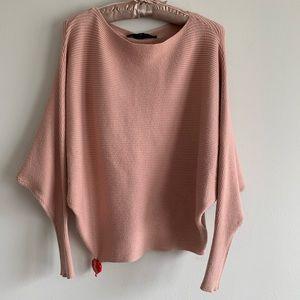 Veronica Beard Jeans Charlene Blush pink Pullover